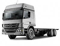 Установка лобового стекла на грузовые автомобили (на клей)