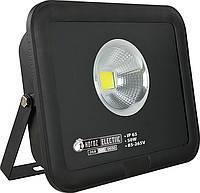 Светодиодный прожектор 50W LED HOROZ  50W 4200К (Нейтральный свет)