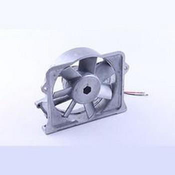 195N- вентилятор в сборе с генератором (ZUBR original)