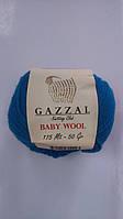 Gazzal baby wool №822