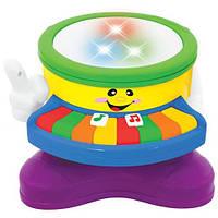 Развивающая игрушка ВЕСЕЛЫЙ ОРКЕСТР (свет, звук)