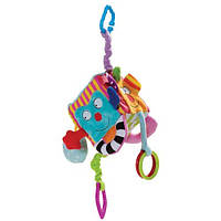 Развивающая игрушка-кубик - ИГРАЕМ С КУКИ