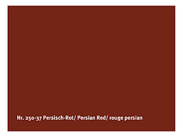 Натуральна глянсова фарба AURO № 250 перська червоний 0,375 л