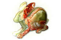 Кролик из оникса