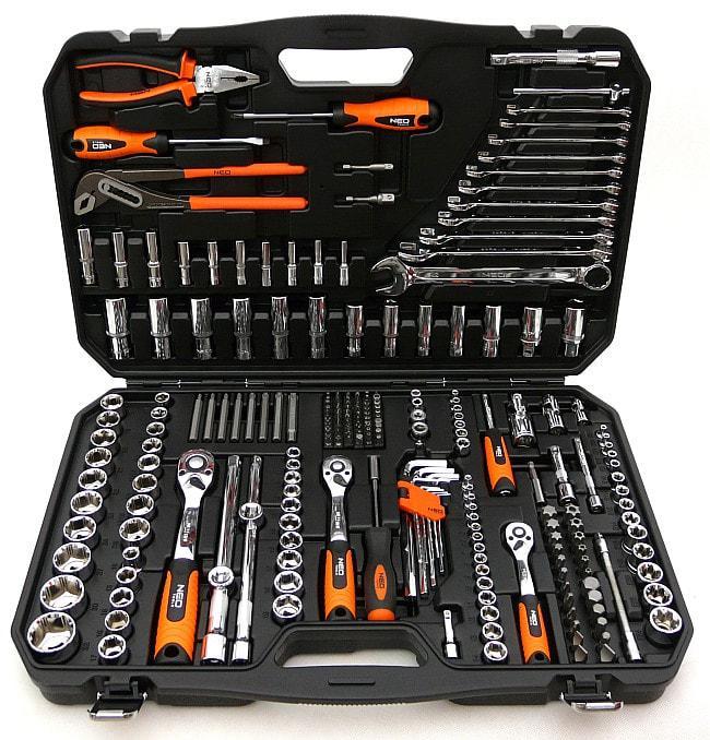 Наборы инструментов NEO Tools 08-681