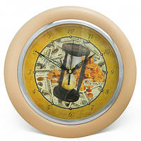 Часы идут в обратную сторону Время-деньги