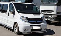 Передний ус двойной  Opel Vivaro (Опель Виваро)