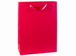 Подарочный пакет Малина 43 см