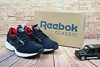 Мужские кроссовки Reebok Fury Синий/Красный 5025-3, фото 1