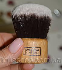 """Большая кисть Кабуки """"Эко ботан"""" EVERYDAY MINERALS Eco Botan Artisan Kabuki Brush, фото 3"""