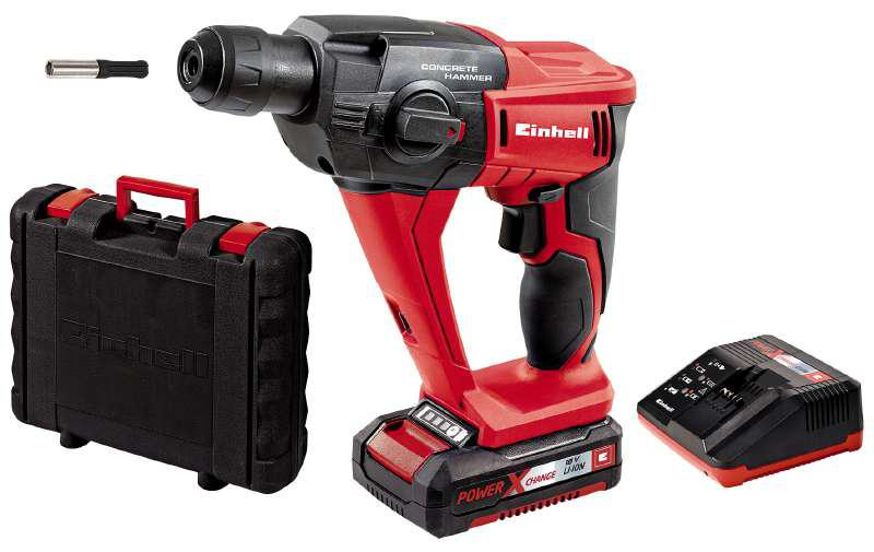 Перфоратор Einhell TE-HD 18 Li Kit