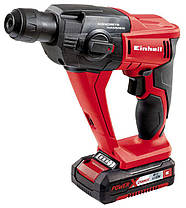 Перфоратор Einhell TE-HD 18 Li Kit, фото 2
