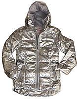 Куртки для девочек на синтепоне оптом, S&D, размеры 6-16 арт. KF 79, фото 1