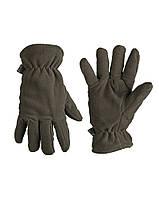 Флісові рукавички Thinsulate olive