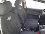 Авточехлы Ford Focus II 2004-2010 sedan EMC Elegant, фото 2