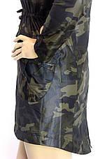 Жіночий плащ тренчкот military  La Faba, фото 2