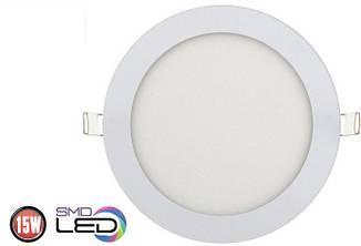 Встраиваемый светодиодный светильник 15W Horoz