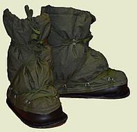 Арктические бахилы, внешний утеплитель обуви. НОВЫЕ. Великобритания, оригинал.
