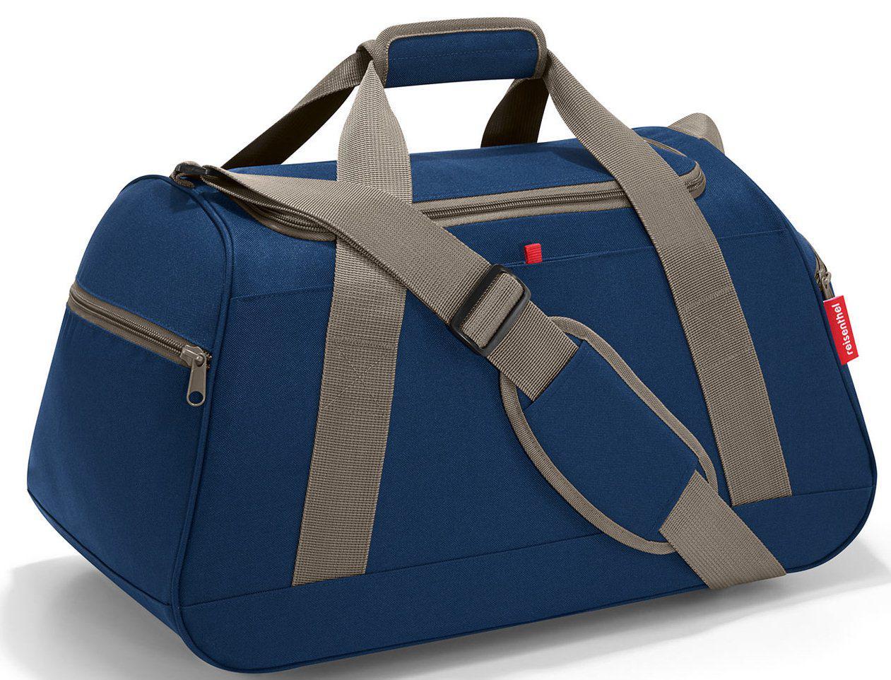 79717dfd3863 Мужская, дорожная сумка Reisenthel, MX4059, 35 л., текстиль, синий ...