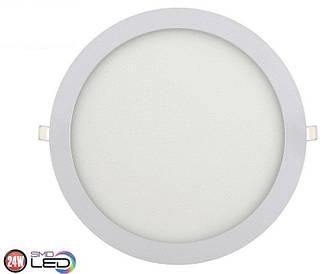 Встраиваемый светодиодный Led светильник  24 W Horoz