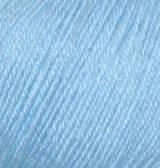 Пряжа для ручного и машинного вязания Baby Wool Alize/Беби Вул Ализе, фото 2