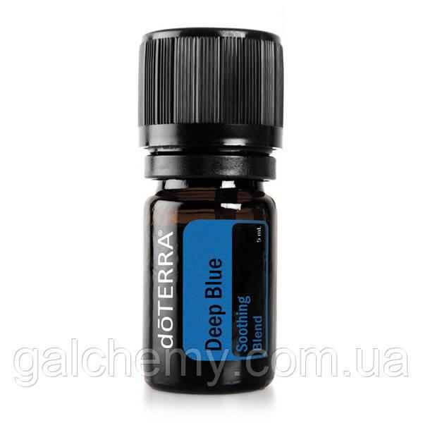 Deep Blue Soothing Blend / «Глубокая синева», смесь эфирных масел, 5 мл