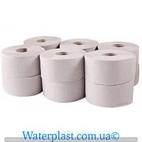 Туалетная бумага рулонная, макулатура джамбо b-101