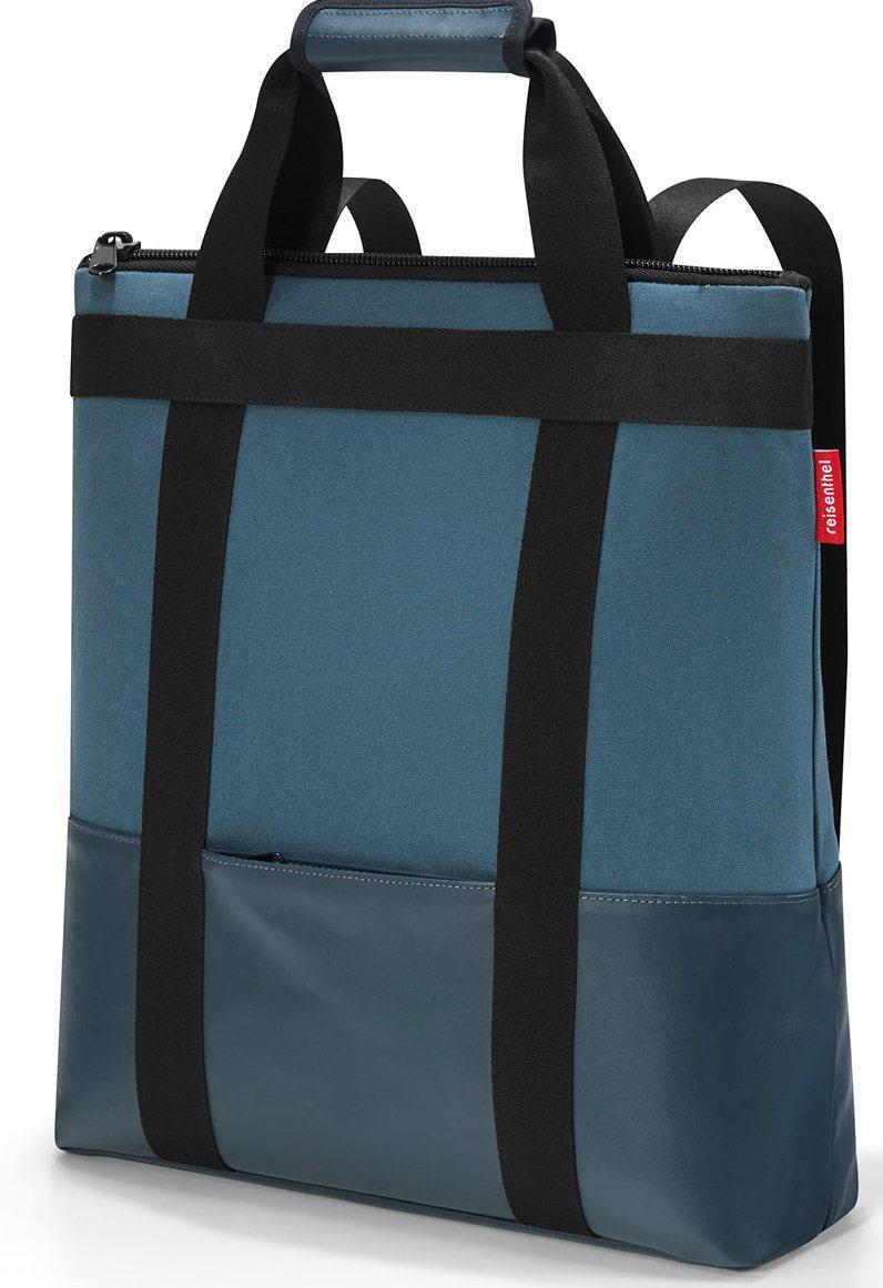 5c6f97b8f375 Сумка-рюкзак Reisenthel, HH4061, 18 л, мужская, текстиль, синий ...