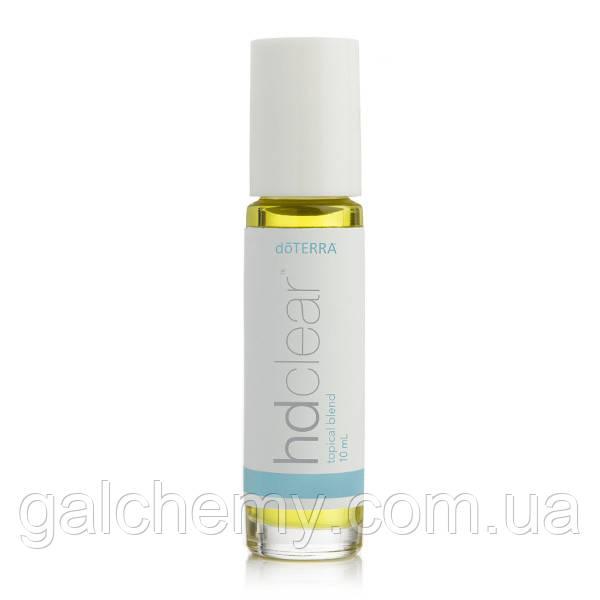 HD Clear Topical Blend / «Чистота-HD», смесь эфирных масел, роллер 10 мл