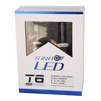 Светодиодные TURBO LED лампы Н4 35W 6000K 12-24V
