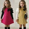 История возникновения детских нарядных платьев