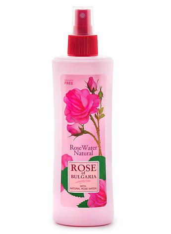 Розовая вода с пульверизатором Rose of Bulgaria от BioFresh 230 мл, фото 2
