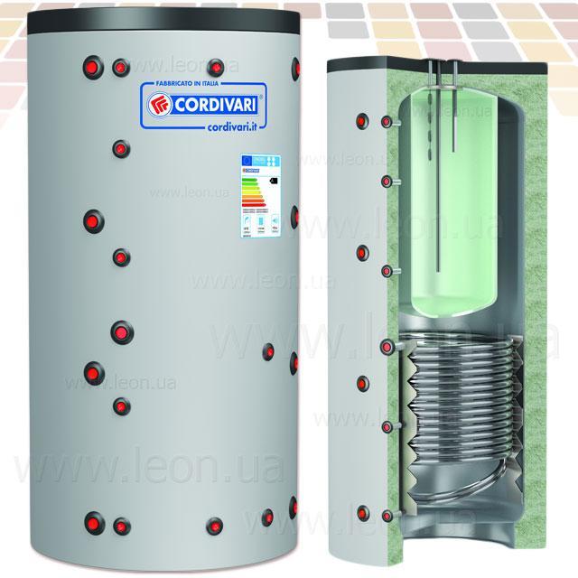 Cordivari буферная ёмкость COMBI 2 WC 1500