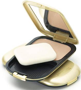 Пудра для лица компактная MaxFactor Facefinity №6 Golden Максфактор Фейсфинити