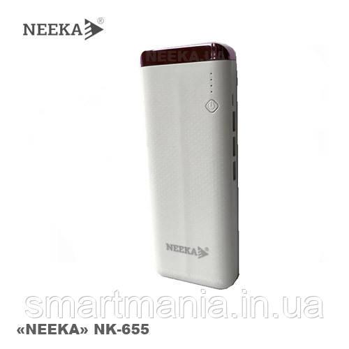 Power bank NK-655 портативный аккумулятор УМБ 11200mAh