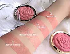 Румяна Milani Rose Powder Blush 08 Tea Rose, фото 2
