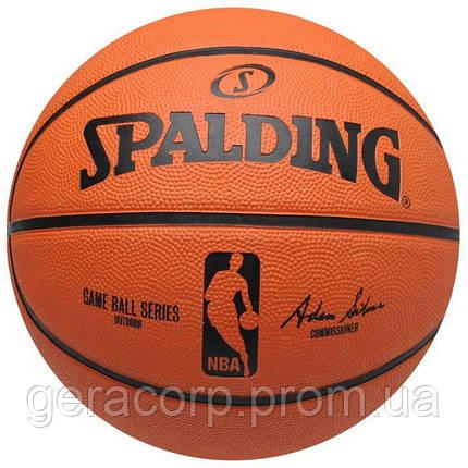 Мяч баскетбольный Spalding NBA, фото 2