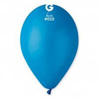 "Куля Gemar 10""(26см) Пастель, 10 синій G90 10"