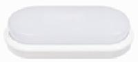 UL 308 12W, овал, білий LED