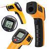 Промышленный градусник TEMPERATURE AR 320 /360+ Инфракрасный термометр.