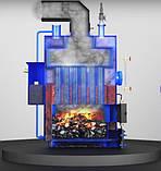 Котел для производства пара-Парогенератор IDMAR Wp-120 кВт/200 кг пара в час , фото 2