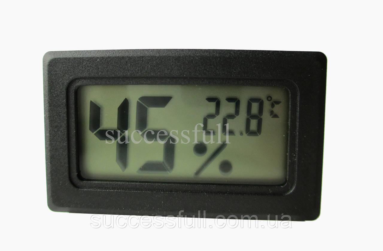 Термогігрометр цифровий WT3