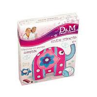 Шьем игрушку Слоник коробка D&M Делай с мамой