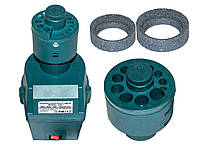 Станок для заточки сверл POWERMAT 2001 90 ВТ 3-16ММ Адаптер