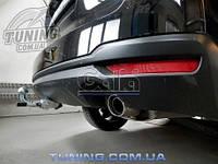 Фаркоп Subaru Forester 13- быстросъемный автомат Galia