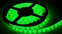 Светодиодная зеленая лента LED 5630 Green.