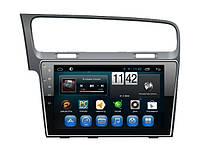 """VolksWagen Golf 7 2013+, экран 10.1"""". Kaier KR-1017 Android 4-х ядерный процессор"""
