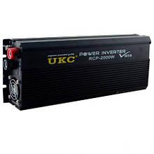 Инвертор Преобразователь AC/DC RCP 1500 W pofessional Хит продаж!.