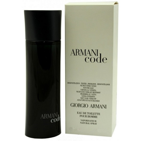 669a67b83571 Giorgio Armani Code туалетная вода 125 ml. (Тестер Джо́рджо Арма́ни Код) -  купить духи оригинал ...