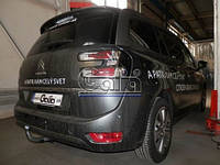 Фаркоп Citroen C4 Grand Picasso 2013- Galia автомат